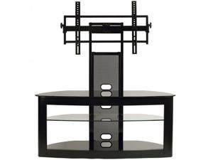 LCD / LED TV Stand with Universal Mounting System - by TransDeco
