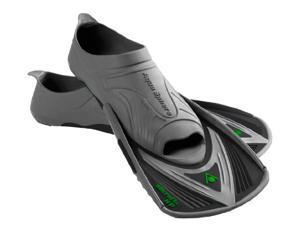 Aqua Sphere Microfin HP - Black/Grey - Size 4 - 5