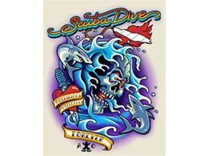 Amphibious Outfitters Scuba Diver Forever Scuba T-Shirt XL