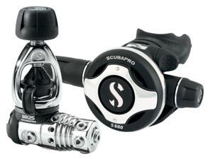 ScubaPro MK25/S600  Regulator
