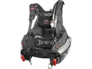 Mares Hybrid Weight Integrated Folding Scuba BC-XL for Scuba Divers