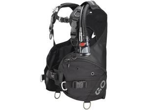 Scubapro GO BC  with Air II - X-Small for Scuba Divers