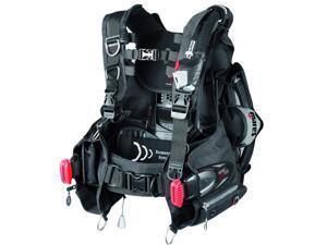 Mares Hybrid Pro Tec Scuba Diving Buoyancy Compensator - Medium/Large