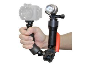 Intova Action Video Light Bundle for Gopro Style Cameras