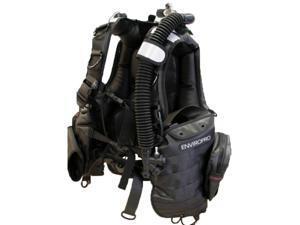Hollis Enviro-Pro Tecnical Scuba Diving BC - Large