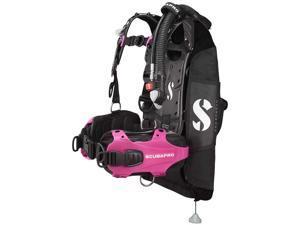 Scubapro Hydros Pro w/Balanced Inflator Womens BCD- Pink Medium