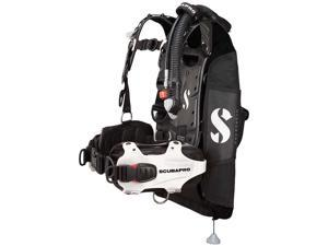Scubapro Hydros Pro w/Balanced Inflator Womens BCD- White XSmall/Small