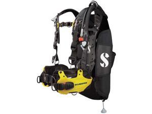 Hydros Pro w/Balanced Inflator BCD-Yellow Large