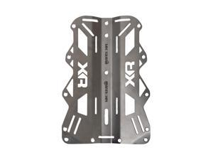 Mares XR Backplate Stainless Steel 3mm