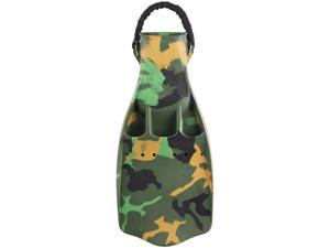 ScubaPro Jet Fins with Spring Heel Strap - Camo - X-Large