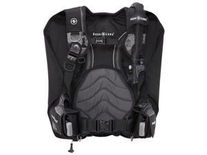 Aqua Lung Dimension Scuba BCD Black/Charcoal - Large