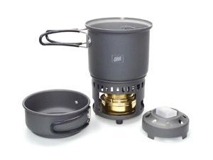 Esbit Alcohol Stove Trekking Cookset