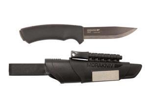 MoraKniv Bushcraft Survival Knife - Black