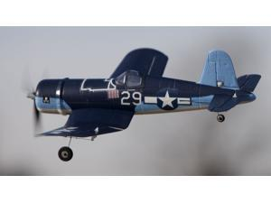 E-flite EFLU2680 Micro UMX F4U Corsair BNF Electric Airplane with AS3X® Technology