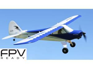 Hobby Zone Sport Cub S BNF Electric Airplane W SAFE Technology FPV Ready HBZ4400