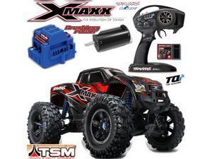 "Traxxas X-Maxx RTR 29.8"" 4WD Brushless Monster Truck 77076-4"