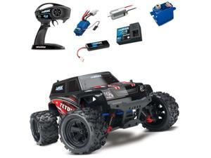 Traxxas LaTrax Teton 1/18 4WD Brushed RTR Truck w Radio Battery / Charger