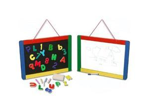 Melissa & Doug Magnetic Chalk Dry Erase Board
