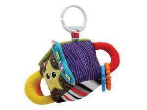Lamaze Clutch Cube Baby Toy