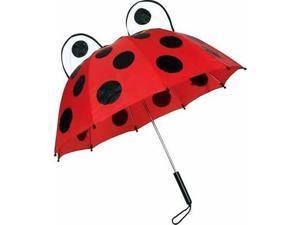 "Toysmith Lady Bug Umbrella, 23"" Length"