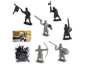 ToySmith Guardian Knights: Set 36 Toy Medieval Knight Figures