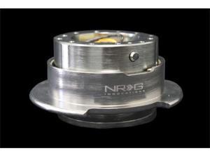 NRG Quick Release Gen 2.5 - Srk-250GM (GUN METAL Body w/ GUN METAL Ring) Steering Wheel Quick Release Unit NR>G Innovations  JDM