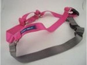 Easy Walk Harness Medium/Large (Raspberry/Gray)