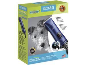 Andis PowerGroom+ - Detachable Blade Clipper (63360)