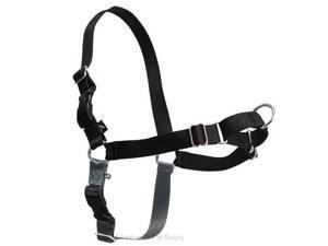Premier Pet Easy Walk Harness Petite/Small Black/Silver