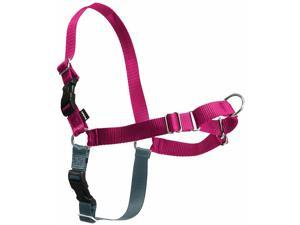 Premier Pet Easy Walk Harness Petite/Small Raspberry/Grey