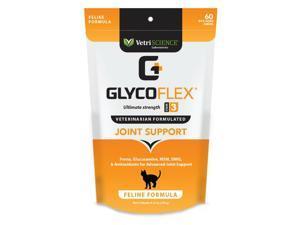 Glyco-Flex III Feline/Cat Bite Sized Chew (60 Chews) by Vetri Sceince