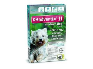 K9 Advantix II Dogs 11-20 lb 6 Pack (6 Month Supply)