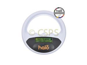 Halo Pet Microchip Reader Scanner, White