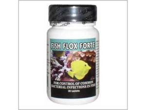 Fish Flox Forte (Ciprofloxacin 500mg) 30ct