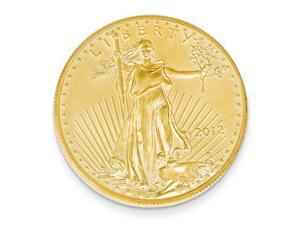 14K Yellow Gold 22k 1/2 oz American Eagle Coin