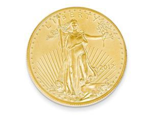 14K Yellow Gold 22k 1oz American Eagle Coin