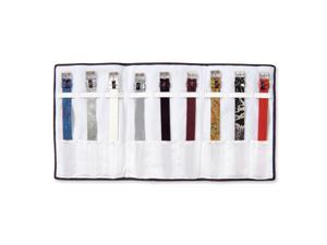 Moog Set of 9 Assorted Stainless Steel Buckle Watch Bands in Gift Box