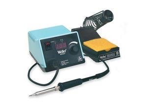 Weller WESD51 Digital soldering station. Includes WESD51PU power unit, PES51 soldering pencil, PH50 stand, sponge