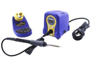 Hakko FX888D-23BY digital soldering station. Comes with medium pencil, tip & iron holder. Replaces 936-12.