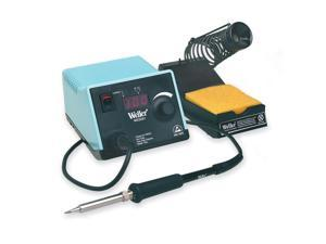 Weller WESD51D 220/240 volt Digital Soldering Station. Use in US on standard 3 prong US plug, use in Europe with plug adapter, (not included).