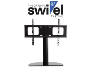 """Universal Replacement TV Stand/Base With Swivel Feature for 37""""-70"""" TVs Flat Panels, LCD, LED & Plasma TVs. Works with all brands and thousands of models, Maximum VESA compatibility 600mm X 400mm"""