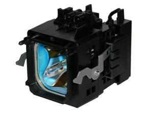 Osram DLP (OEM) factory replacement lamp for Sony XL-5100. Used in Sony Models: KDSR50XBR1, KDSR60XBR1.