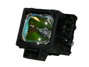 Philips DLP replacement lamp for Sony XL-2200U. Used in Sony model numbers: KDF55WF655, KDF55XS955, KDF60WF655, ...
