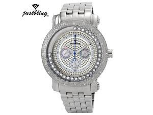 New Men's Justbling.20 Diamonds watch JB-6211-H