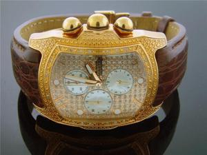 New Aqua Master Rose Gold 1 Row 20 Diamonds watch