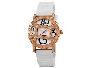 New Just Bling 0.20CT Diamond watch W/ Grill JB-6241-A