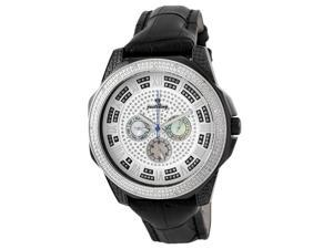 Men's Justbling.20 Diamonds watch with Two Tone Case