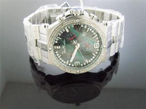 New Men's Joe Rodeo Phantom 2.25CT Diamond Watch JTPM