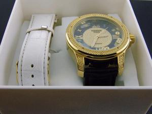 Ice Ice By Icetime 47MM 10 Diamond Paper Extra Band Box