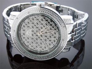 New Techno Master 12 Diamonds Round 50MM Watch